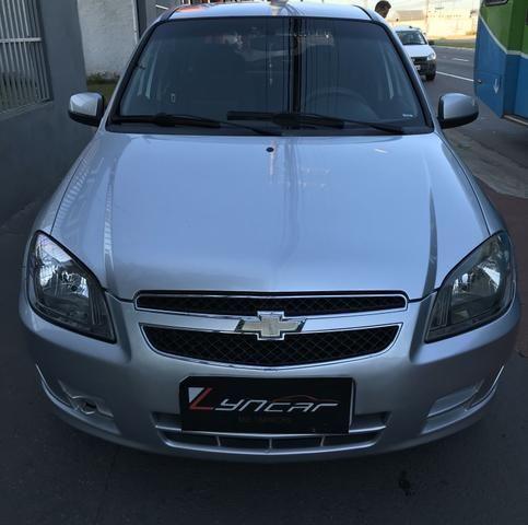 Chevrolet celta lt completo 2014/ 50.000 km - Foto 2