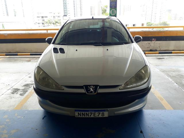 Peugeot 206 ano 2010 - Foto 6