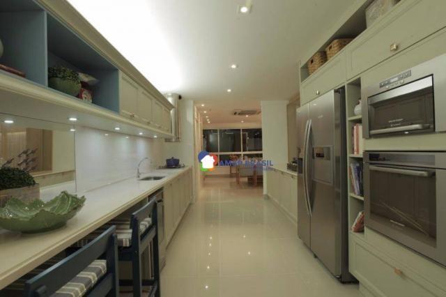 Apartamento com 4 dormitórios à venda, 175 m² por R$ 1.080.000,00 - Setor Marista - Goiâni - Foto 7