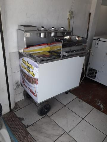 Vendo carrinho de tapioca