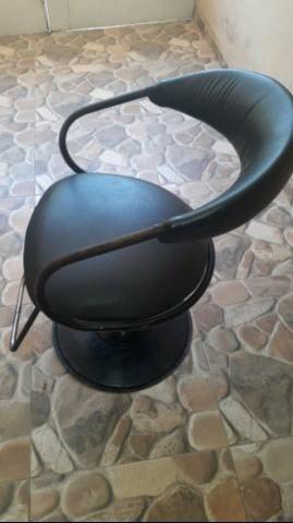 Cadeira de salão