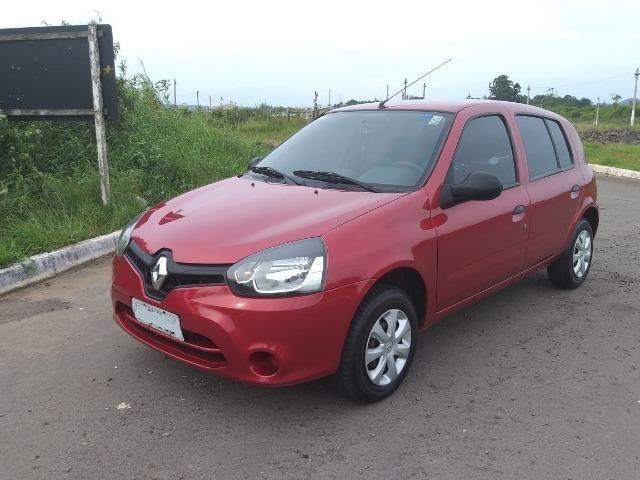 Renault Clio 1.0 Expression 2014. - 4 Portas - Foto 8