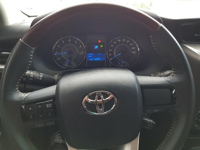 Toyota sw4 16/17 flex cambio aut com 44.897 km rodados - Foto 10