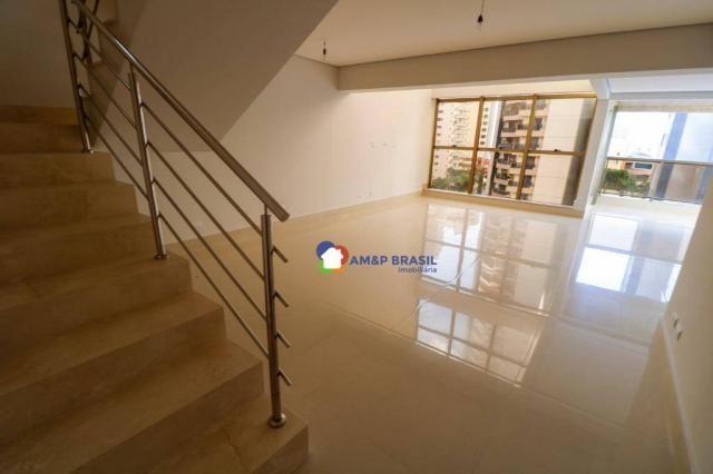 Apartamento com 3 dormitórios à venda, 230 m² por r$ 940.000,00 - setor bueno - goiânia/go - Foto 7