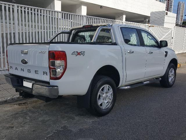 Ford Ranger Branca XLT 3.2 4x4 - Diesel