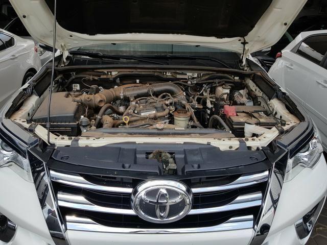 Toyota sw4 16/17 flex cambio aut com 44.897 km rodados - Foto 6