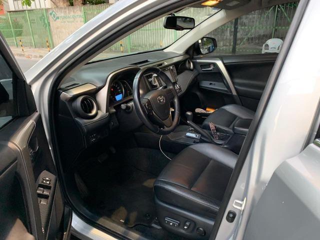 Toyota RAV 4 2.0 4x4 2014 Top! rav4 - Foto 4
