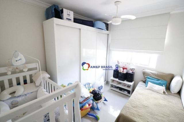 Apartamento com 3 dormitórios à venda, 80 m² por r$ 290.000,00 - setor nova suiça - goiâni - Foto 17