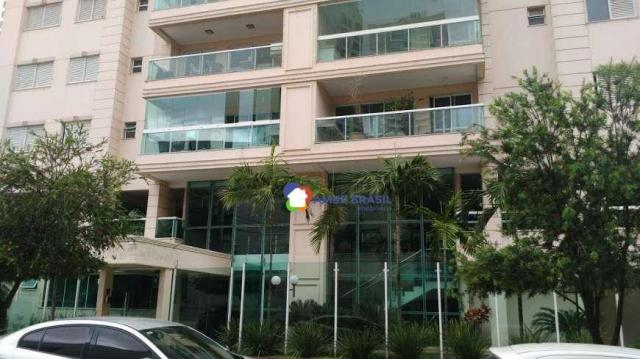 Apartamento com 3 dormitórios à venda, 111 m² por R$ 575.000,00 - Serrinha - Goiânia/GO