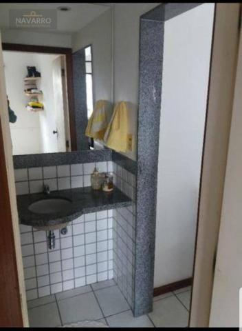 Apartamento com 1 dormitório à venda, 48 m² por r$ 250.000 - graça - salvador/ba - Foto 9