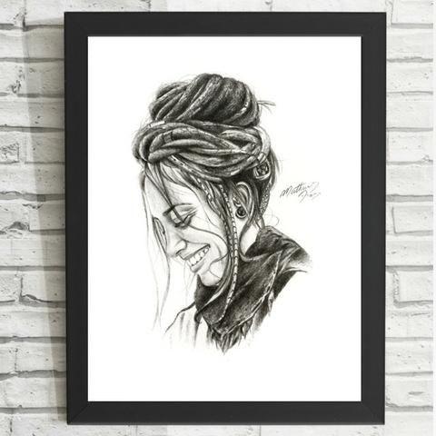 Desenhos por encomenda - Foto 4
