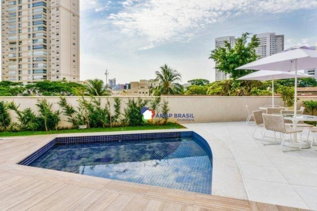Apartamento com 4 dormitórios à venda, 175 m² por R$ 1.080.000,00 - Setor Marista - Goiâni - Foto 18