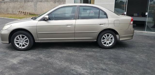 Honda Civic Ex 1.7 2004 - Foto 5