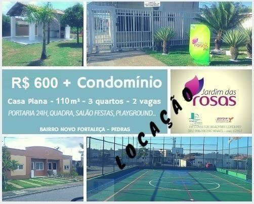 Apto à partir de R$ 350 e Casas à partir de R$ 500 Aluguel ! - Foto 2