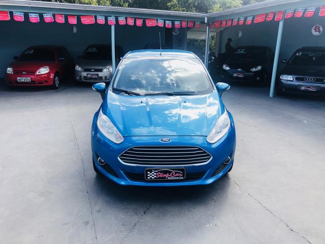 New Fiesta hatch se 1.5 completo - Foto 11
