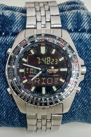 e708c4350e5 Citizen Wingman IV - Bijouterias
