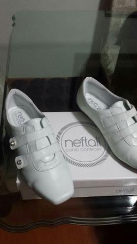 c05a733cdb Sapato nr. 37 Clinic Confort Neftali-branco - Roupas e calçados ...