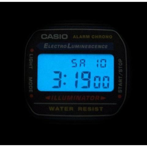 e1cb4f9c564 Relogio Casio Unisex A168 Retrô-vintage Prata Original - Bijouterias ...
