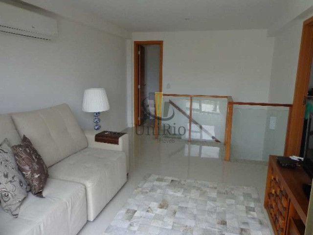 Cod: FRCO30031 - Cobertura 164 m², 3 quartos, 1 suíte, Freedom - Freguesia - RJ - Foto 17