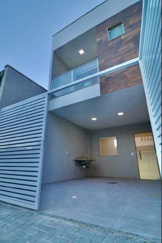 Imobiliária Nova Aliança! Vende Duplex Alto Padrão com Entrada para 2 Rua em Muriqui - Foto 11