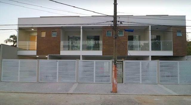 Imobiliária Nova Aliança! Vende Duplex Alto Padrão com Entrada para 2 Rua em Muriqui - Foto 3