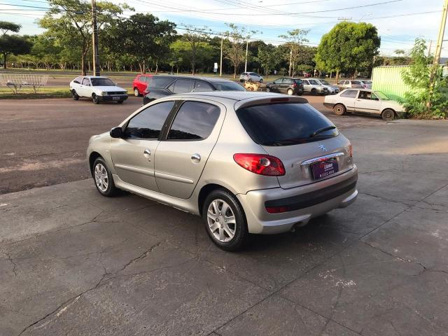 PEUGEOT 207 2010/2011 1.4 XR 8V FLEX 4P MANUAL - Foto 3