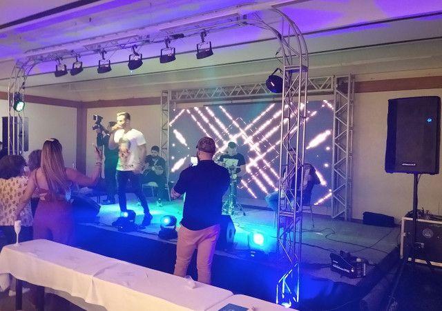 Som palco e iluminação. - Foto 5