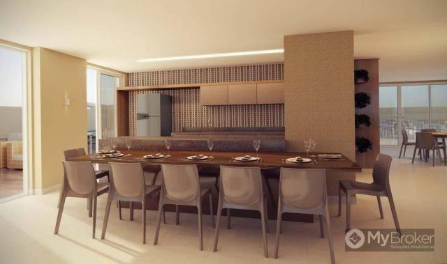 Apartamento com 3 dormitórios à venda, 83 m² por R$ 70.000,00 - Aeroviário - Goiânia/GO - Foto 18