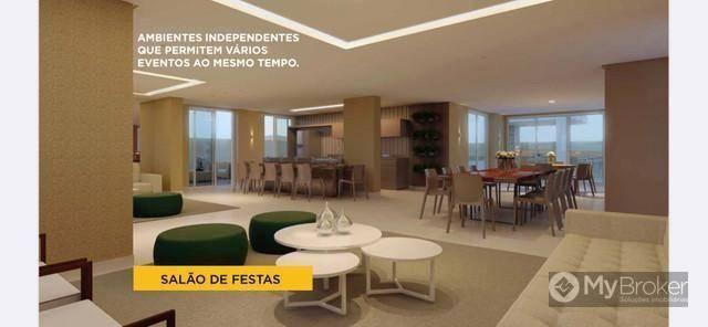 Apartamento com 3 dormitórios à venda, 83 m² por R$ 70.000,00 - Aeroviário - Goiânia/GO - Foto 5