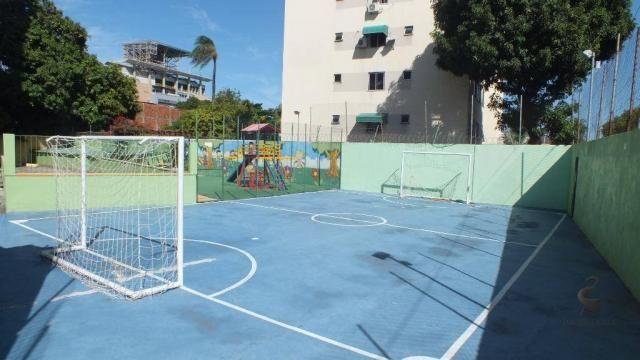 AP526 - Apartamento com 3 dormitórios para alugar, 100 m² por R$ 1.000/mês - Benfica - For - Foto 14