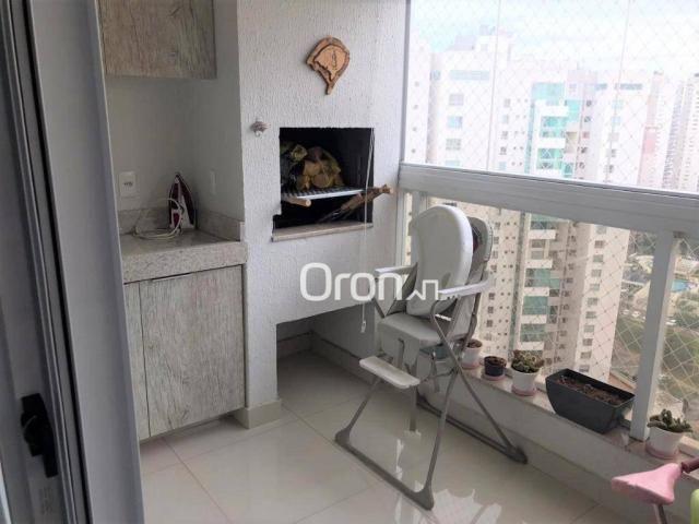 Apartamento com 3 dormitórios à venda, 113 m² por R$ 630.000,00 - Jardim Goiás - Goiânia/G - Foto 9