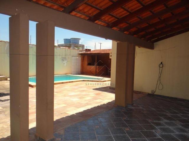 Casa com 3 dormitórios à venda, 354 m² por R$ 600.000,00 - Jardim Imperador - Várzea Grand - Foto 3