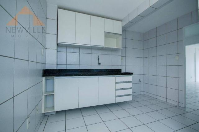 Apartamento com 3 quartos para alugar, 94 m² por R$ 3.785/mês - Boa Viagem - Recife/PE - Foto 18