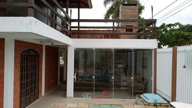 Sobrado com 3 quartos e piscina Pontal do Parana - Foto 17