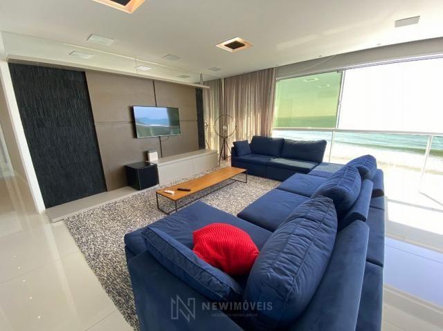 Apartamento Frente Mar com 3 Suítes na Praia Brava. - Foto 2