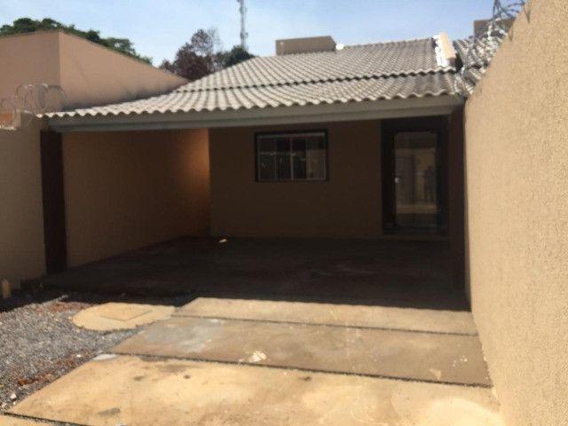 Casas prontas para morar á venda no Jardim Ingá Financiada pelo MCMV