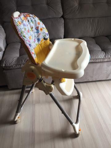 Cadeira de Alimentação Fisher Price - Foto 5