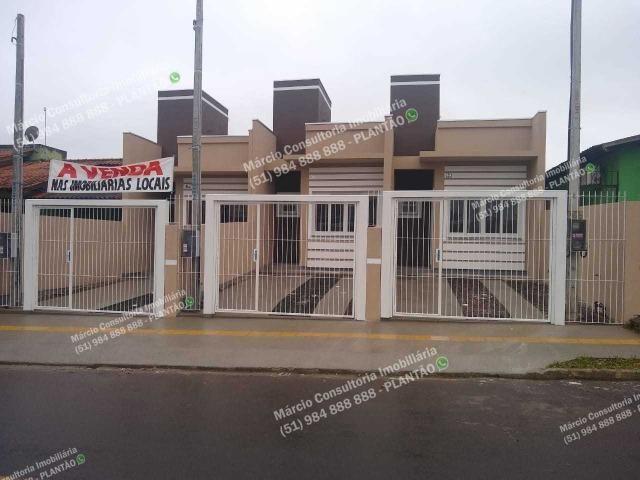 Excelentes Casas 2 Dormitórios 2 Vaga Gravataí Bom Sucesso Documentação Gratuita!! - Foto 15