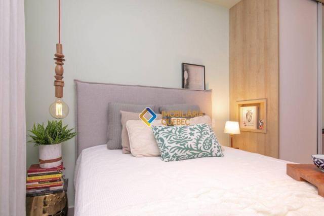 Apartamento com 1 dormitório para alugar, 41 m² por r$ 2.000/mês - ribeirânia - ribeirão p - Foto 9