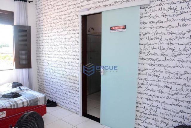 Casa com 4 dormitórios à venda, 200 m² por R$ 340.000,00 - Passaré - Fortaleza/CE - Foto 18