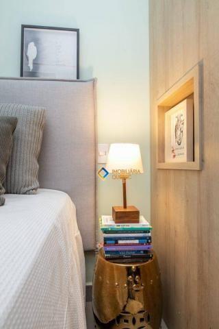 Apartamento com 1 dormitório para alugar, 41 m² por r$ 2.000/mês - ribeirânia - ribeirão p - Foto 6