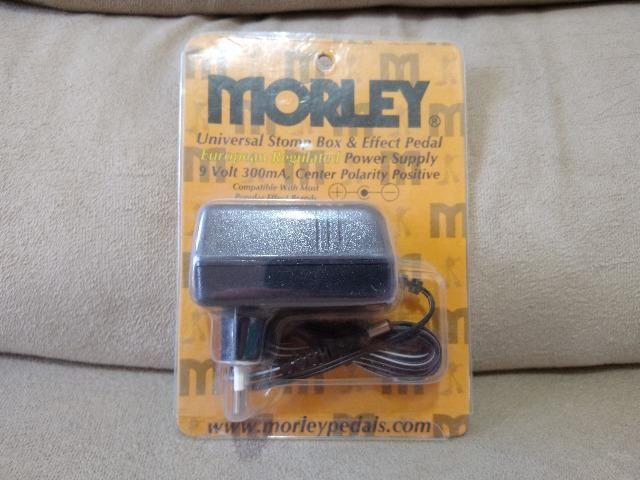 Morley PBA-2 Dual Bass Wah (seminovo) + fonte (nova) - Foto 6