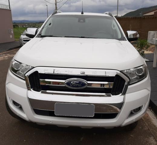 Ranger Limited 3.2 Diesel 4x4 - 2018/2019 - Muito Nova - IPVA 2020 PAGO - Foto 3