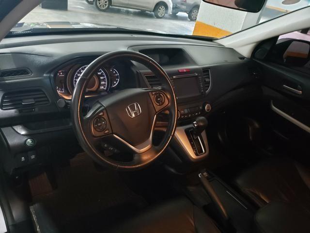 Vendo Honda Crv Exl Flex 4wd, em ótimo estado de conservação - Foto 6