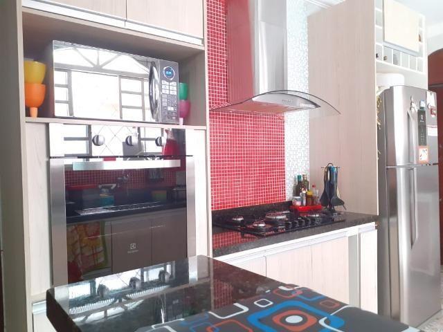 Linda casa de 03 quartos, 02 suítes, Ceilândia Sul - Foto 11