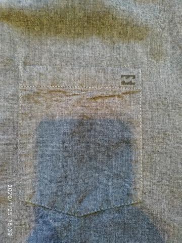 Camisa de botão Importada Billabong Tamanho XL - Foto 3