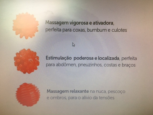 Massageador Spin Doctor Be Emotion - Foto 3