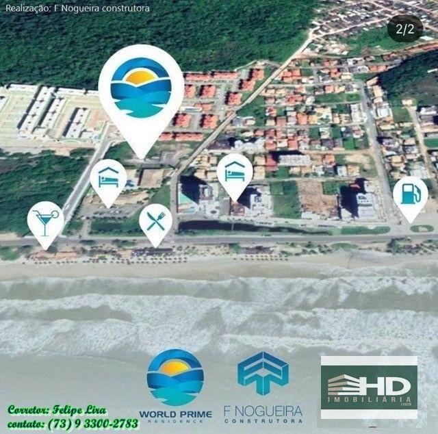 Lançamentos O World Prime Residence na praia do Sul em Ilhéus -BA - Foto 2