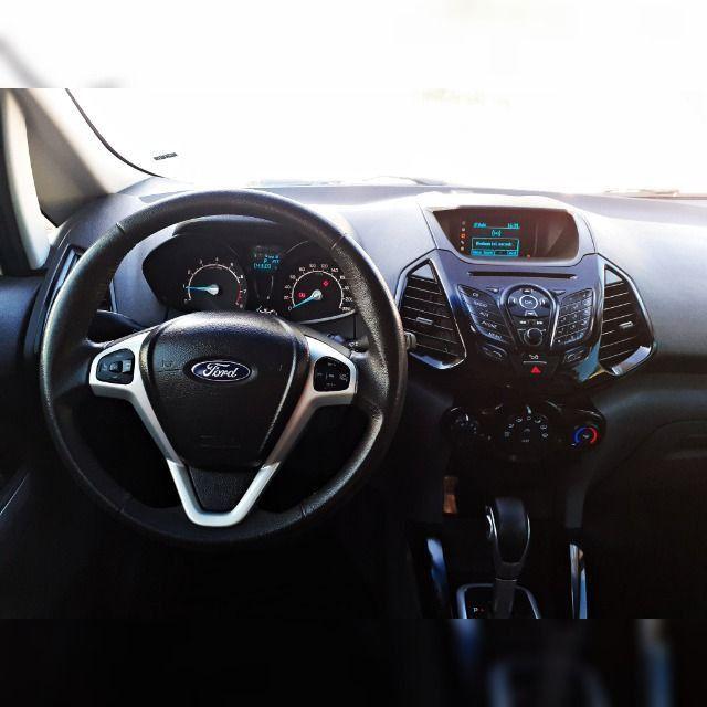 Ford Ecosport Freestyle 2016 Automático com GNV 5ª Geração - Foto 8
