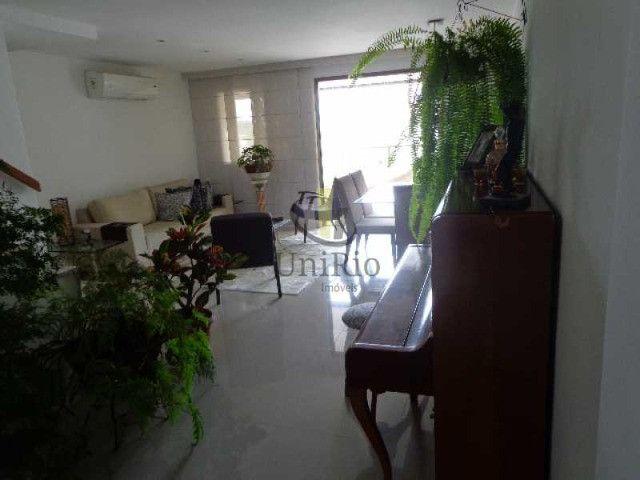 Cod: FRCO30031 - Cobertura 164 m², 3 quartos, 1 suíte, Freedom - Freguesia - RJ - Foto 6